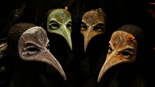 Sacred Masks