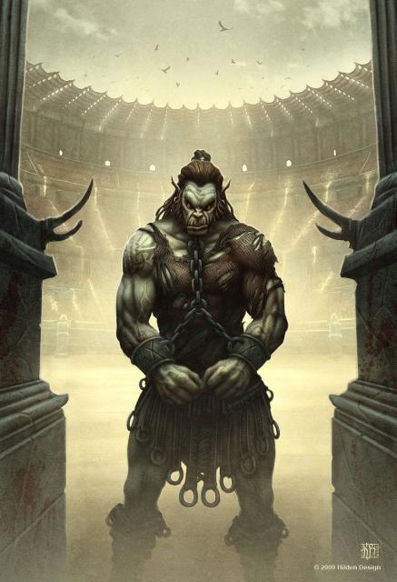 Orc Slave