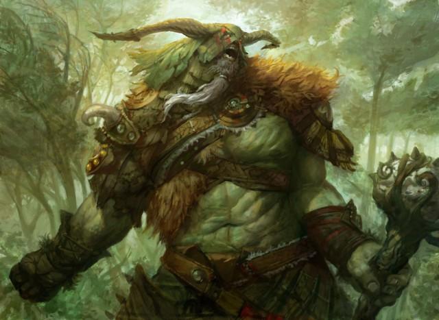 Centaur Elder