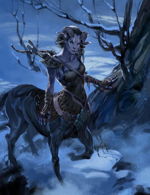 Centaur Wanderer