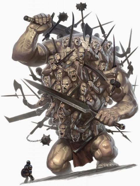 Flesh Golem Juggernaut