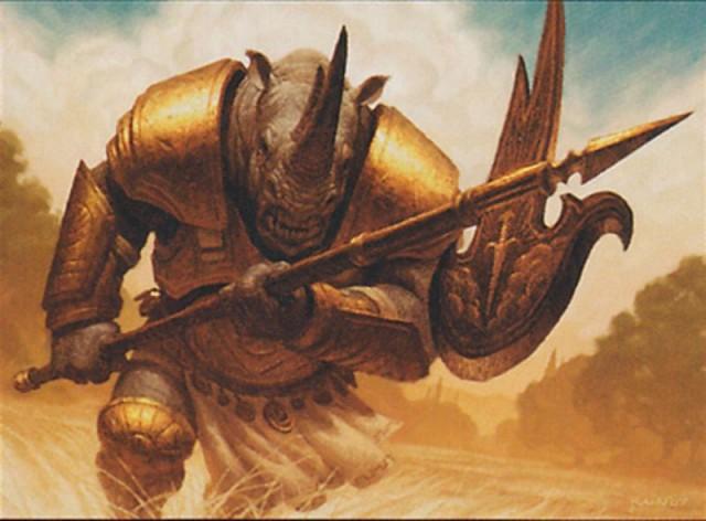 Gray Warrior