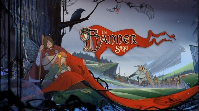 Banner Saga Title Screen