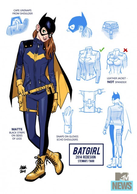 The New Batgirl