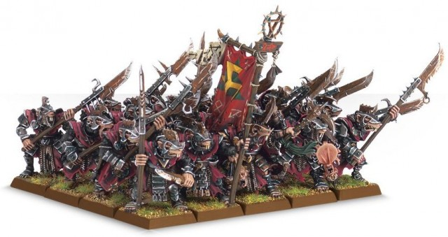 Warhammer Saven Unit
