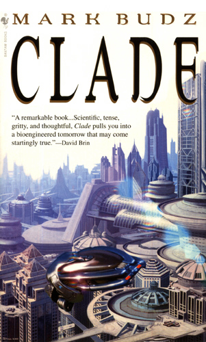 Clade: book cover