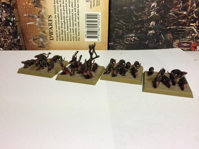 4 Rat Swarms