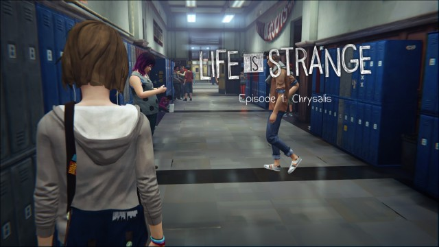 Life is Strange opening credits