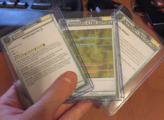 Steamroller Scenario Cards