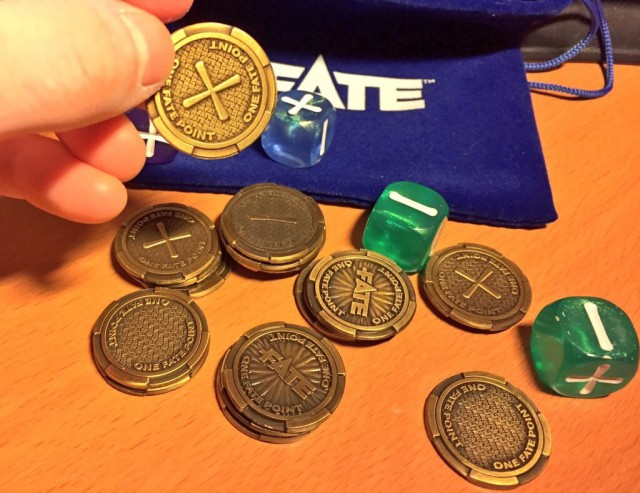 Fate Tokens